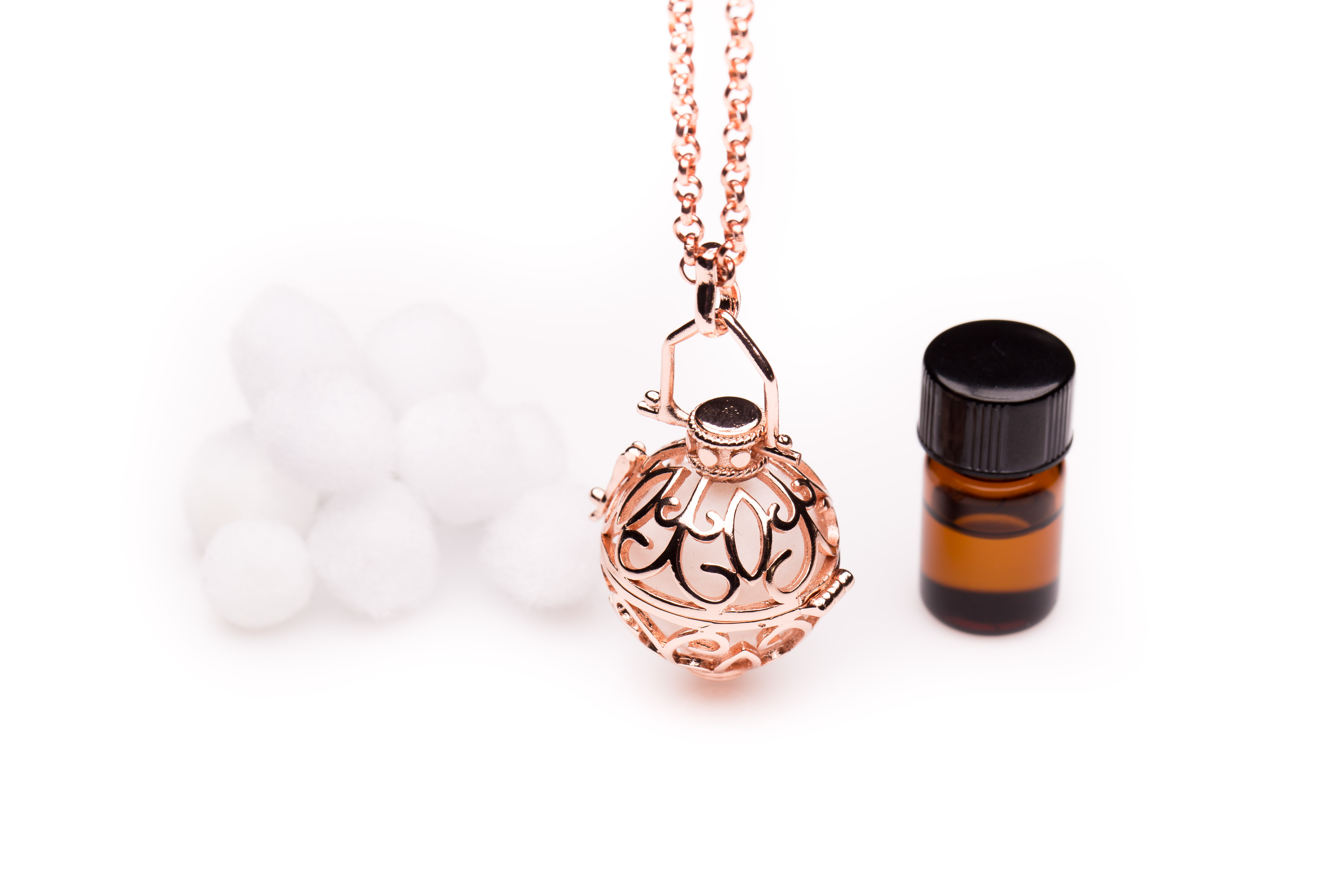 il valentines fullxfull gift listing oil necklace red locket bead diffuser aroma essential jewelry heart lava silver