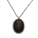Essential Oil Diffuser Jewelry, Lava Rock Necklace - Izzybell Jewelry