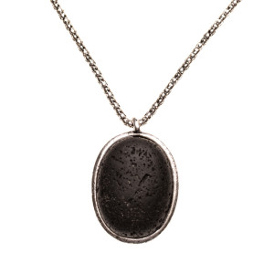 Essential Oil Diffuser Jewelry, Lava Rock Necklace – Izzybell Jewelry