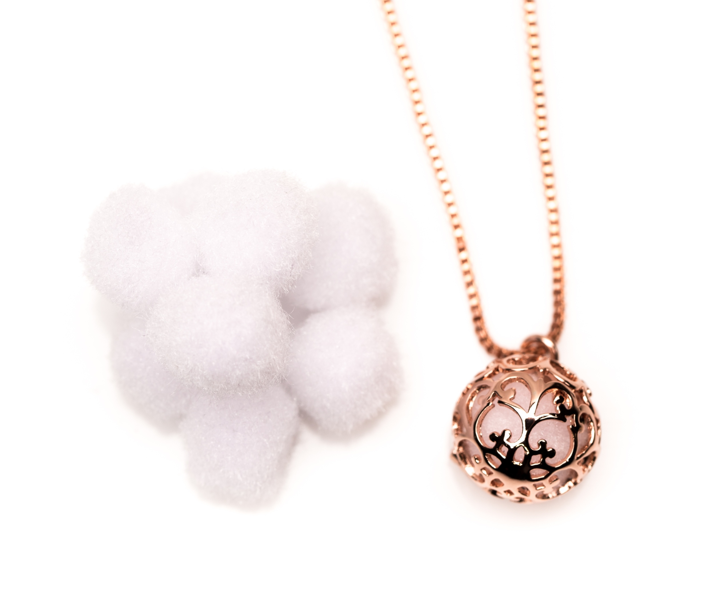diffuser harmony products silver necklace ball oil diamond aromatherapy geometric essential img