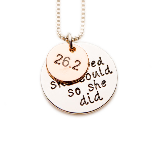 26.2K, She believed she could so she did – Izzybell Jewelry