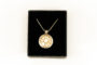 Izzybell Two Tone Stainless Steel Tree of Life Necklace (1)