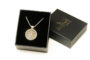Izzybell Two Tone Stainless Steel Tree of Life Necklace